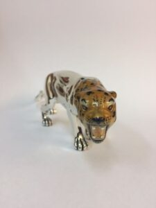 Saturno Silver Animal Figurines