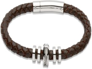 Gents Leather Bracelets