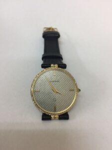 18ct Gold Diamond Eterna Watch