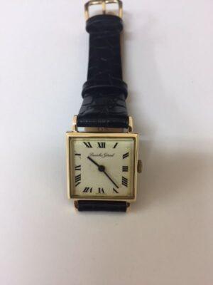 Ladies 9ct Gold Bueche-Girod Watch