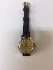 Ladies Omega Seamaster Watch
